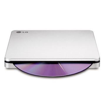 Ext 8x Slim USB DVDRW Silver - GP70NS50