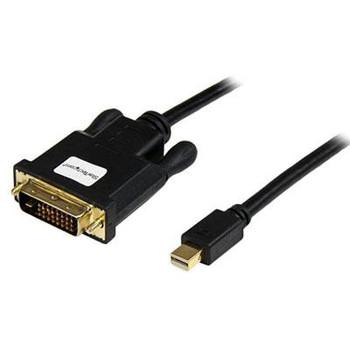 6' Mini DisplayPort DP to DVI