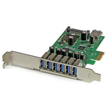 7 Port PCIe USB 3.0 Card