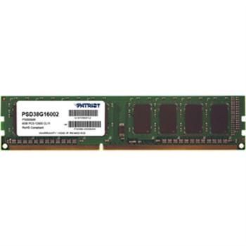 8GB CL11 1600MHz