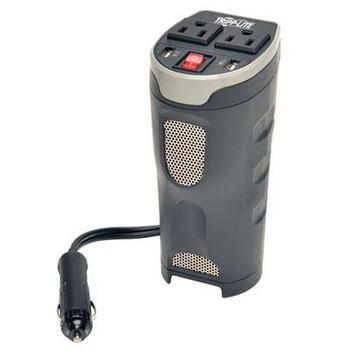 200W Car Inv 2PT USB