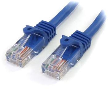 100' Blue Cat5e Patch Cable