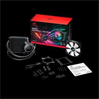 ROG LC 120 RGB AIO CPU Cooler - ROGSTRIXLC120