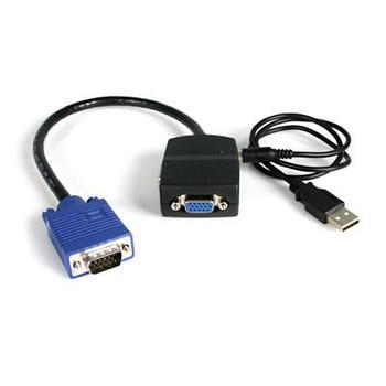 2 Port VGA Video Splitter