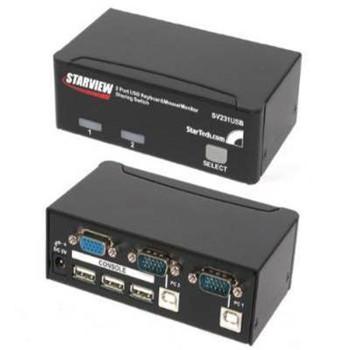 2 Port USB KVM Switch - SV231USB