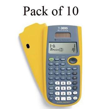 TI 30XS MultiView TK Yellow
