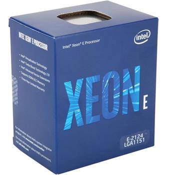 Xeon E-2124 Processor
