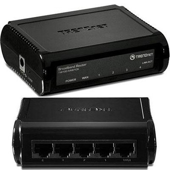 10/100Mbps DSL/Cable Router BB