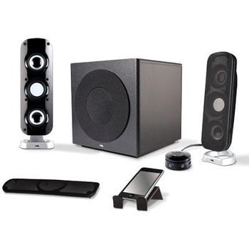 3 pc Powered Speakers - CA3908