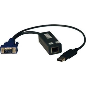 8PK KVM USB SVR Unit