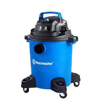 VM Wet Dry Vacuum 5Gal 3HP