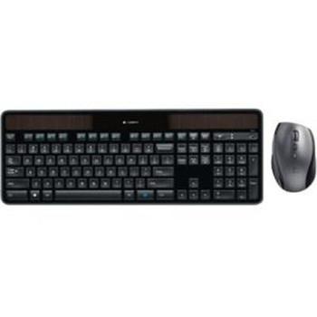 Wrls Solar Kybd Mouse MK750
