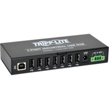 7 Port Industrial USB 2.0 Hub