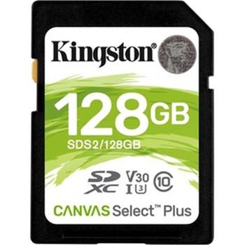 128GB SDXC Canvas Select Plus