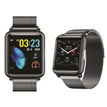 ECG PPG BP Smartwatch - SC84ECGTITANIUM