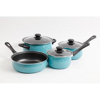 GH Casselman Cookware Set 7pc
