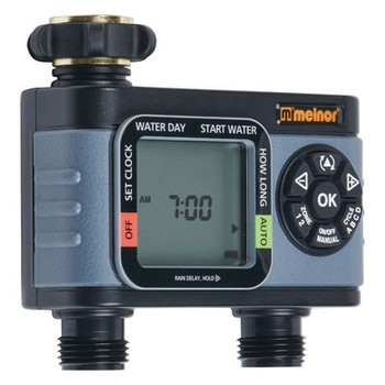 2 Zone Water Timer