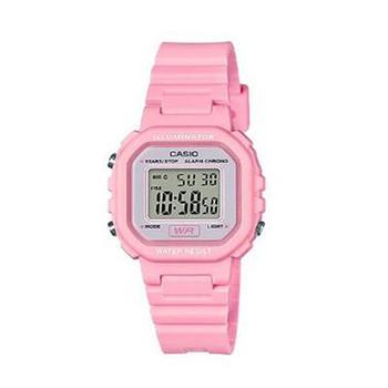 Ladies Color Digital Watch Pnk