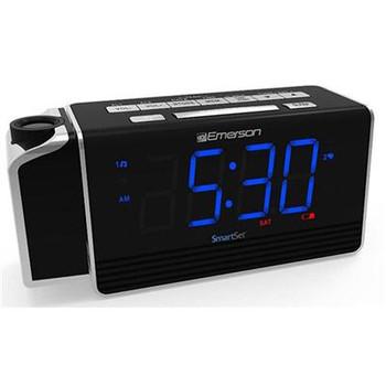 Smartset PLL Radio Alarm Clock - ER100103