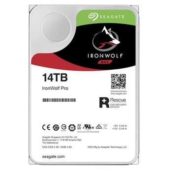 14TB IronWolf Pro 3.5 HDD SATA