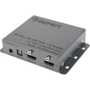 4K Ultra HD 600 MHz 1 2 Scaler