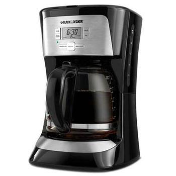 BD 12C Prog Coffee SS Blk