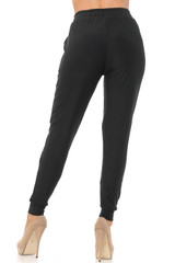 Buttery Soft Solid Basic Women's Joggers - EEVEE