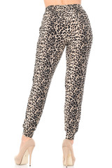Double Brushed Feral Cheetah Joggers