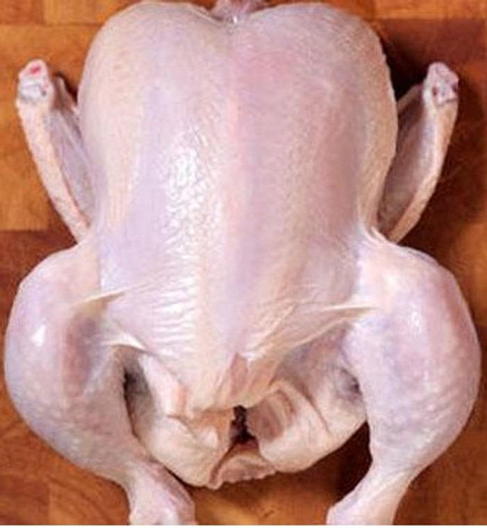 Whole Chicken - HS 3 to 4 Lbs Gross wt (before clean/cut)