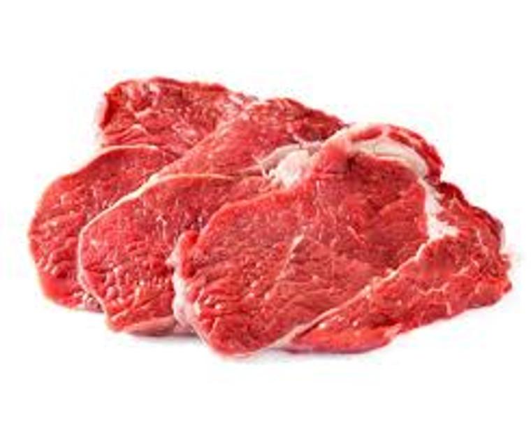 Beef Steak (Chuck)  Boneless - 3 Lbs