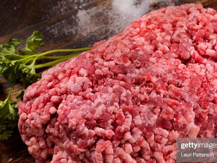 Beef Ground Lean Bulk 20 Lbs