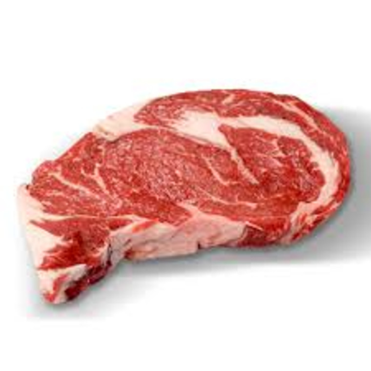 Beef Ribeye Steak Bulk - 20 Lbs