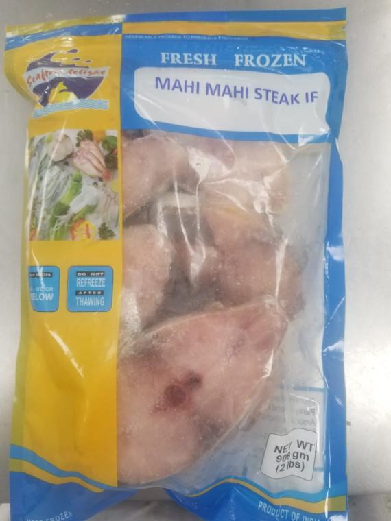 Mahi Mahi Steak - 2 Lbs