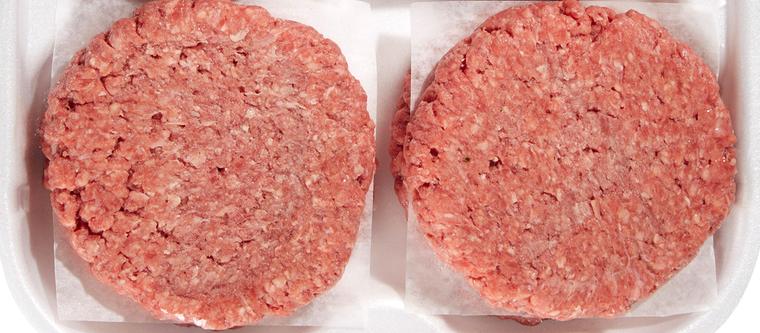 Beef Burger Patty (4 Patty) Fresh - No Preservative