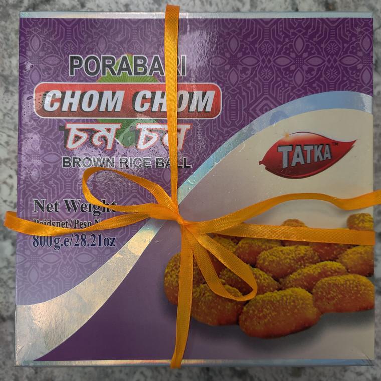 CHOM CHOM (Bengali Sweet Frozen)