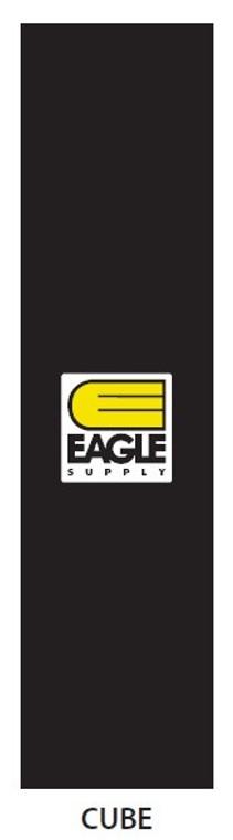 Eagle Supply Griptape - Cube