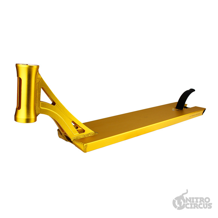 Nitro Circus R-Willy Signature Deck - 500- Gold