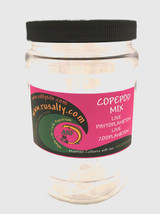 Buy Live Copepod Mix For Sale by the Gallon and save. Free Shipping.