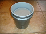 Copepods Collector sieve