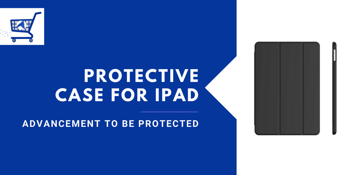 protective case for iPad Pro review  Advancement To Be Protected