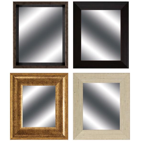 "12"" X 14"" Mirror Assortment (Set of 4)"