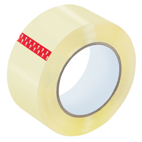 "72 Rolls Clear Carton Box Packing Package Tape 1.9"" x 110 Yards"