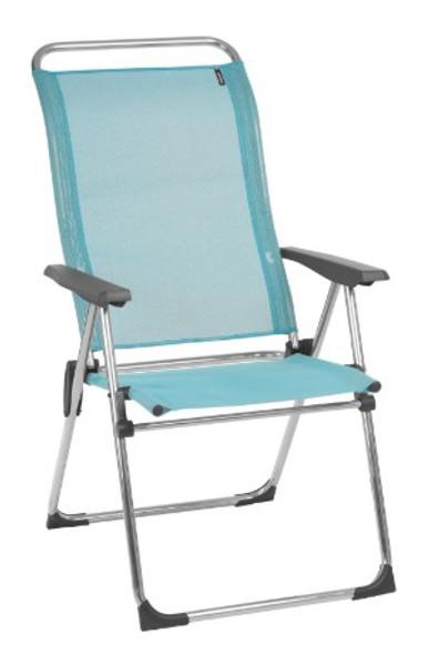 24.8'' X 26.4'' X 43.7'' Lac Aluminum Camping Chair