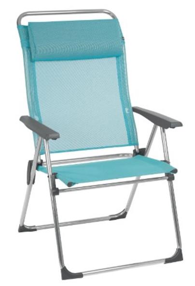 26.7'' X 26.7'' X 43.7'' Lac Aluminum Camping Chair XL