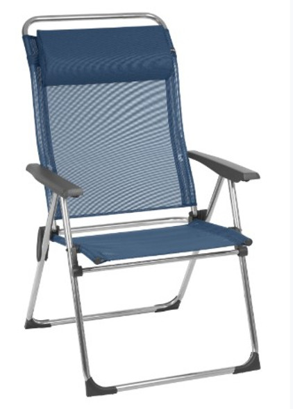 26.7'' X 26.7'' X 43.7'' Ocean Aluminum Camping Chair XL