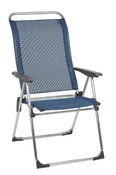 24.8'' X 26.4'' X 43.7'' Ocean Aluminum Camping Chair