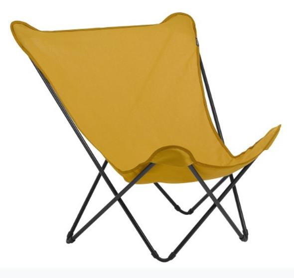 35.8'' X 32.7'' X 34.2'' Garace Acier Steel Pop Up XL Lounge Chair - 373464