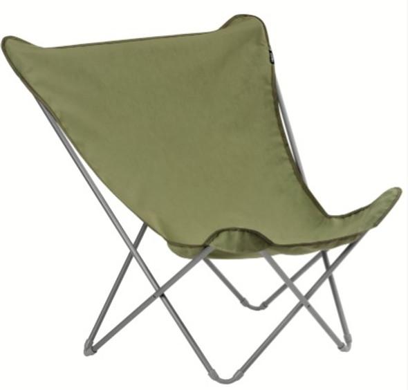 35.8'' X 32.7'' X 34.2'' Garace Acier Steel Pop Up XL Lounge Chair - 373466