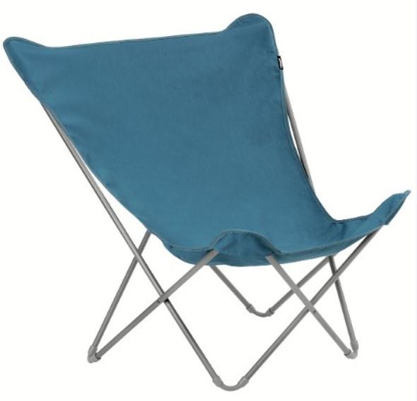 35.8'' X 32.7'' X 34.2'' Garace Acier Steel Pop Up XL Lounge Chair - 373465