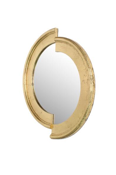 "27"" x 30"" x 2"" Gold, Stylish Dressing - Mirror"